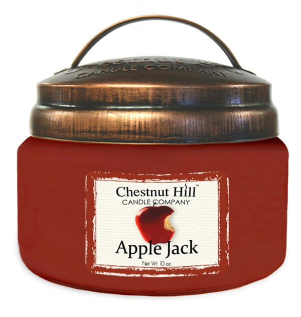 CHESTNUT HILL Candles 2 Docht Sojawachs Duftkerze APPLE JACK 284g